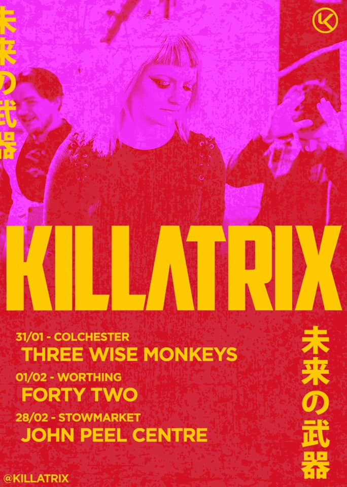 Killatrix Flyer