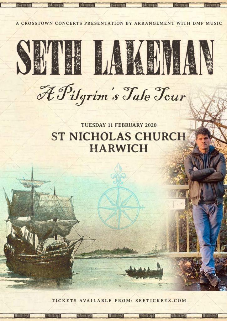 Seth-Lakeman-Harwich-poster