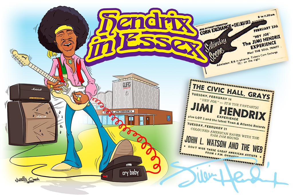 Hendrix In Essex